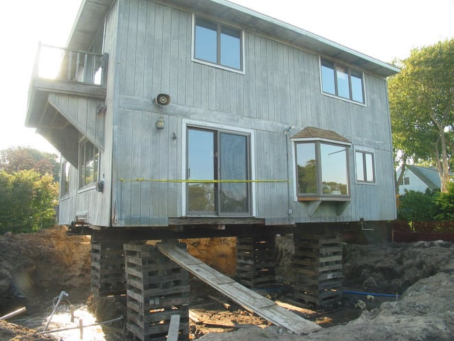 House lifting foundation repair in Melbourne